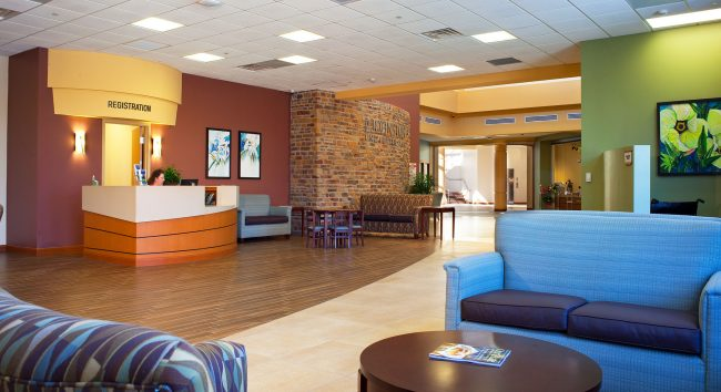 UNC Johnston Health Clayton (Phases I & II) - TA Loving