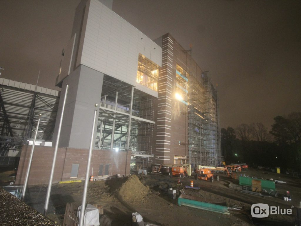 ECU Dowdy-Ficken Stadium Southside Renovation