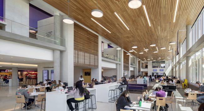 ECU Student Center interior 2